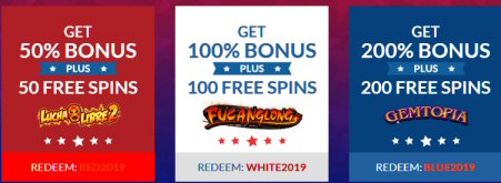 300 Free Spins At Casino Extreme (After Deposit)