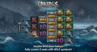 Vikings Winter Video Slot Review By Booongo Games