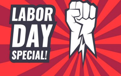 We are celebrating Labor day At Casino Extreme