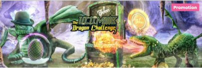The Ultimate Dragon Challenge At MrGreen Casino