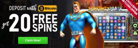 Bitcoin Free Spins At Vegas Crest Casino