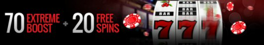 Hot Offer At Casino Extreme
