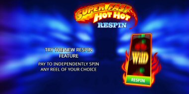 Super Fast Hot Hot Respin Video Slot Review By Isoftbet