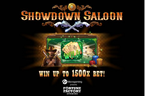 Showdown Saloon Video Slot Review By Microgaming