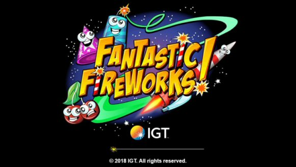 Fantastic Fireworks Video Slot Review By IGT