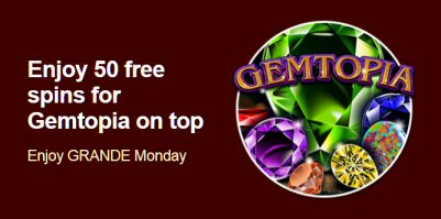 Free Spins At Grande Vegas Casino