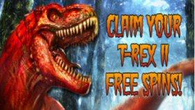 30 Spins On T-Rex 2 At Kudos Casino