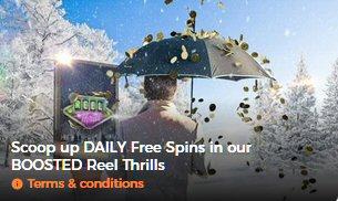 Reel Thrills Tournaments At MrGreen Casino