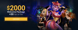 $30 Free Chip At Brango Casino