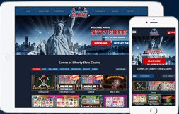 On The Go At Liberty slots Casino