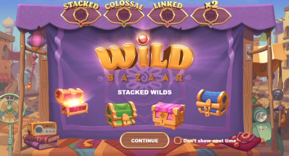 Wild Bazaar Video Slot Review By NetEnt