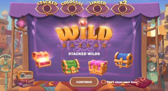 Wild Bazaar Video Slot Review By NetEnt