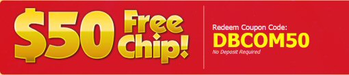 $50 Free Chip At Slot Madness Casino