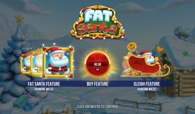 Fat Santa Video Slot Review by Push Gaming