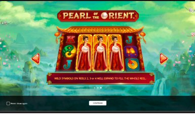 Pearl Of The Orient Video Slot Review By Isoftbet