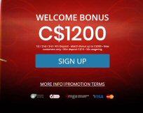 $1200 Welcome Bonus At Royal Vegas Casino