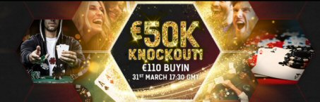 €50k KNOCKOUT At Redbet Casino