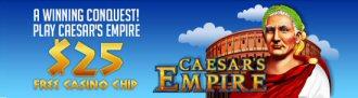 $25 Free Chip At Slots Of Vegas Casino (RTG)