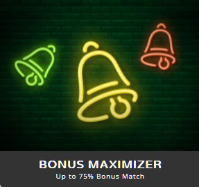 BONUS MAXIMIZER At Casino Max (RTG)