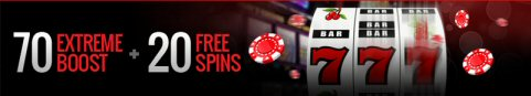 Free Spins At Casino Extreme