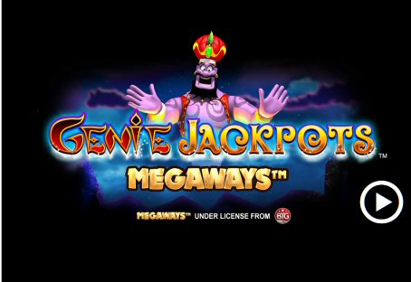 Genie Jackpots Megaways Video Slot Review By Blueprint Gaming