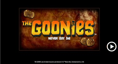 The Goonies Video Slot Review By Blueprint Gaming