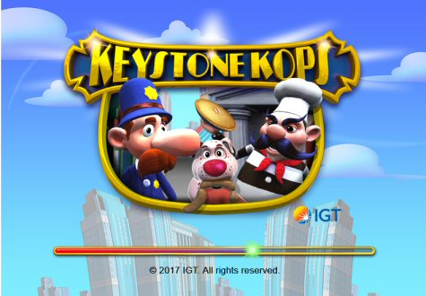 Keystone Kops Video Slot Review By IGT