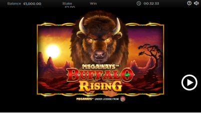 Buffalo Rising Megaways Video Slot Review By Blueprint
