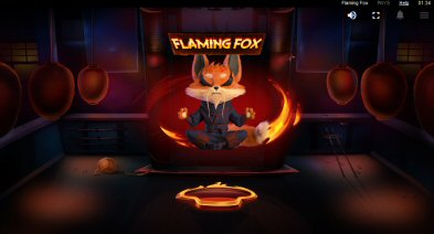 Flaming Fox Video Slot Review By Red Tiger