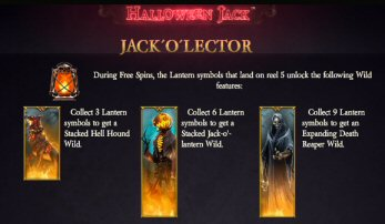 Halloween Jack Video Slot Review By NetEnt