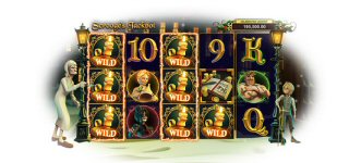 Scrooge's Jackpot Video Slot Review By Leander
